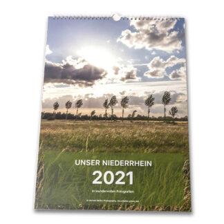 """Unser Niederrhein 2021 Wandkalender DIN A3 """"NATURE EDITION"""" inklusive Spende für Niederrheinprojekte 01 IMG_0235"""