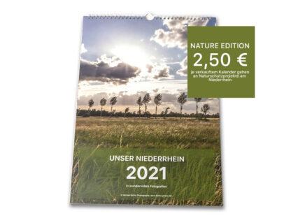 """Unser Niederrhein 2021 Wandkalender DIN A3 """"NATURE EDITION"""" inklusive Spende für Niederrheinprojekte 09 IMG_0235c nature edition lower rhine"""